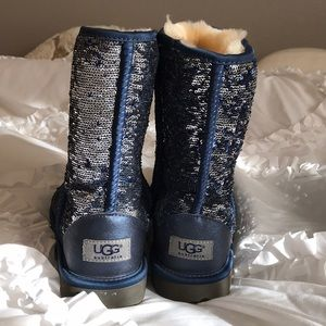 UGG Shoes - Shiny Uggs!